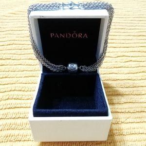 Pandora Multi-chain Bracelet